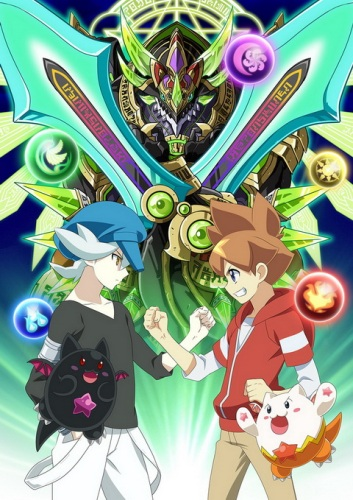 "[TVRIP] PazuDora Cross [パズドラクロス] 第01-07話 Alternative Titles English: Puzzle & Dragons X Official Title パズドラクロス Type TV Series, 89 episodes Year 04.07.2016 till 26.03.2018 Dorogoza Island is rich in ""Drop […]"