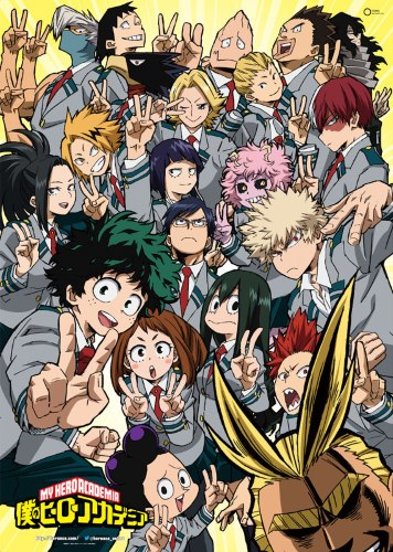 [TVRIP] Boku no Hero Academia (2017) [僕のヒーローアカデミア (2017) ] 第01-25話 全 Alternative Titles English: My Hero Academia Season 2 Japanese:僕のヒーローアカデミア (2017) TV Series, 25 episodes Year 28.03.2017 till ? Tags […]