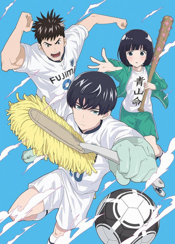 [TVRIP] Keppeki Danshi! Aoyama-kun [潔癖男子! 青山くん] 第01-12話 全 Alternative Titles English: Keppeki Danshi! Aoyama-kun Official Title 潔癖男子! 青山くん Type TV Series, unknown number of episodes Year 03.07.2017 till ? Tags […]