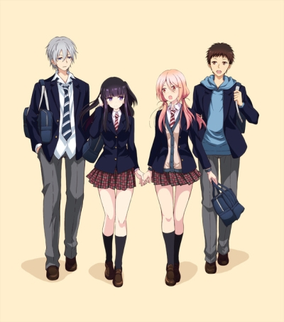[TVRIP] Netsuzou Trap: NTR [捏造トラップ -NTR-] 第01-12話 全 Alternative Titles English: Netsuzou Trap: NTR Official Title 捏造トラップ -NTR- Type TV Series, unknown number of episodes Year 05.07.2017 till ? Tags […]