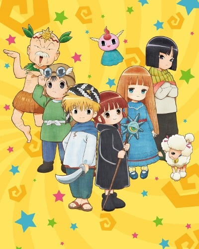 [TVRIP] Mahoujin Guru Guru (2017) [魔法陣グルグル (2017)] 第01-19話 Alternative Titles English: Mahoujin Guru Guru (2017) Official Title Magical Circle Guru-Guru Official Title 魔法陣グルグル (2017) Type TV Series, 24 episodes Year […]