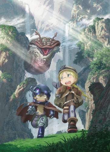 [TVRIP] Made in Abyss [メイドインアビス] 第01-13話 全 Alternative Titles English: Made in Abyss Official Title Made in Abyss Official Title メイドインアビス Type TV Series, unknown number of episodes Year 07.07.2017 […]