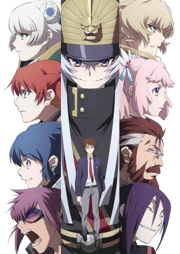 [TVRIP] Re:Creators [Re:CREATORS~] 第01-22話 全 Alternative Titles English: Re:Creators Japanese: Re:CREATORS Type TV Series, 22 episodes Year 08.04.2017 till ? Tags new *Uploaded by@http://animerss.com *Do not simply copy and paste […]