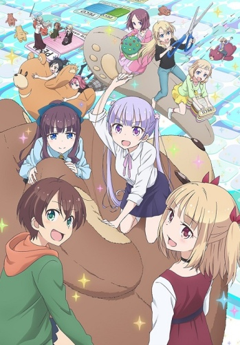 [TVRIP] New Game!! [NEW GAME!!] 第01-12話 全 Alternative Titles English: New Game!! Official Title New Game!! Official Title NEW GAME!! Type TV Series, unknown number of episodes Year 29.06.2017 till […]