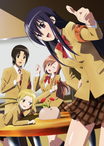 [BDRIP] Gekijouban Seitokai Yakuindomo [劇場版 生徒会役員共] MOVIE Alternative Titles English: Gekijouban Seitokai Yakuindomo Official Title 劇場版 生徒会役員共 Type Movie Year 21.07.2017 Tags 4-koma manga, high school, manga, school life, shounen […]