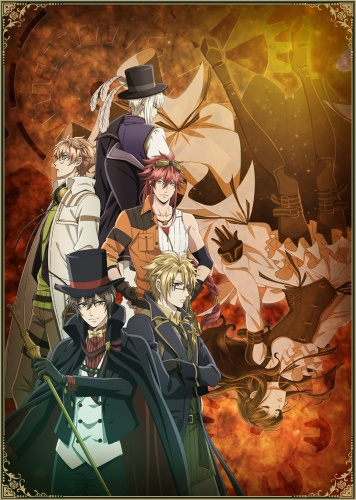 [TVRIP] Code:Realize – Guardian of Rebirth [Code:Realize ~創世の姫君~] 第01-06話 Alternative Titles English: Code:Realize – Guardian of Rebirth Official Title Code:Realize ~創世の姫君~ Type TV Series, unknown number of episodes Year 07.10.2017 […]