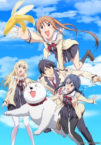 [TVRIP] Aho Girl [闇芝居 5] 第01-12話 全 Alternative Titles English: Aho Girl Official Title アホガール Type TV Series, unknown number of episodes Year 04.07.2017 till ? Tags 4-koma, half-length episodes, […]