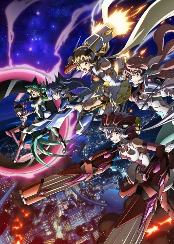 [TVRIP] Senki Zesshou Symphogear AXZ [戦姫絶唱シンフォギアAXZ] 第01-11話 Alternative Titles English: Senki Zesshou Symphogear AXZ Official Title 戦姫絶唱シンフォギアAXZ Type TV Series, unknown number of episodes Year 02.07.2017 till ? * Based […]