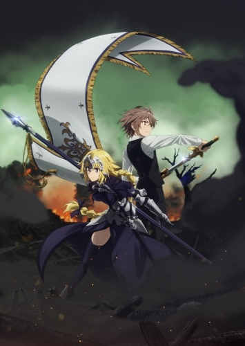[TVRIP] Fate/Apocrypha [Fate/Apocrypha] 第01-25話 Alternative Titles English: Fate/Apocrypha Official Title Fate/Apocrypha Type TV Series, 25 episodes Year 02.07.2017 till ? Tags novel * Based on a light novel from Type-Moon's […]