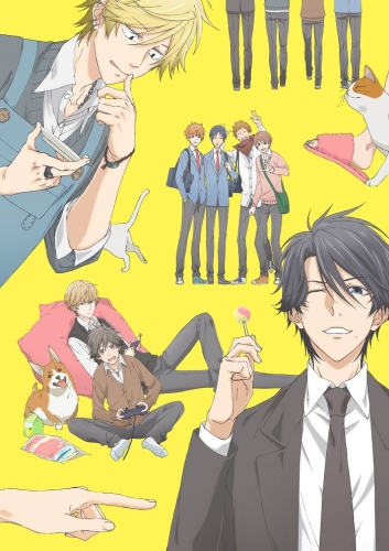 [TVRIP] Hitorijime My Hero [ひとりじめマイヒーロー] 第01-11話 Alternative Titles English: Hitorijime My Hero Official Title Hitorijime My Hero Official Title ひとりじめマイヒーロー Type TV Series, unknown number of episodes Year 08.07.2017 till […]