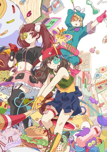 [TVRIP] Urahara [URAHARA] 第01-12話 全 Alternative Titles English: Urahara Official Title URAHARA Type Web, unknown number of episodes Year 04.10.2017 till ? Tags manga Several years from now, the great […]