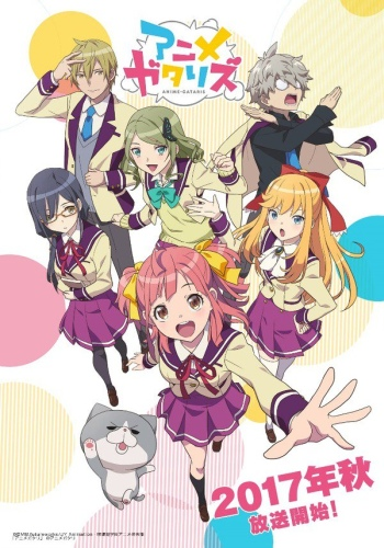 [TVRIP] Anime-Gataris [アニメガタリズ] 第01-12話 全 Alternative Titles English: Anime-Gataris Official Title アニメガタリズ Type TV Series, unknown number of episodes Year 08.10.2017 till ? Tags new Asagaya Minoa is a new […]