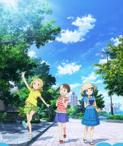 [TVRIP] Mitsuboshi Colors [三ツ星カラーズ] 第01-12話 全 Alternative Titles English: Mitsuboshi Colors Official Title 三ツ星カラーズ Type TV Series, unknown number of episodes Year 07.01.2018 till ? Tags manga, shounen Hark! The […]