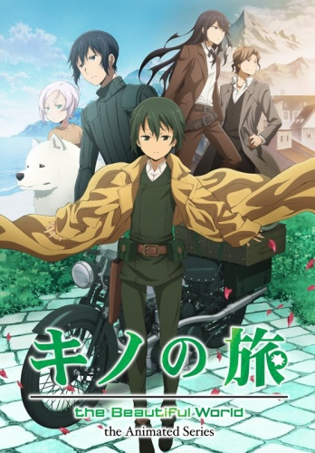 [TVRIP] Kino no Tabi: The Beautiful World – The Animated Series [キノの旅 -the Beautiful World- the Animated Series] 第01-12話 全 Alternative Titles English: Kino`s Journey: The Beautiful World – The […]