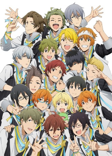 [TVRIP] The Idolm@ster Side M [THE iDOLM@STER SideM] 第01-13話 全 Alternative Titles English: The Idolm@ster Side M Official Title THE iDOLM@STER SideM Type TV Series, unknown number of episodes Year […]