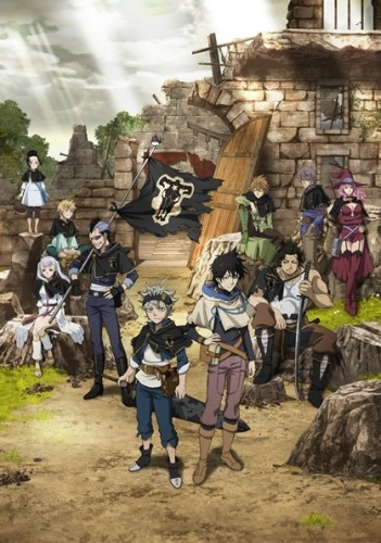 [TVRIP] Black Clover [ブラッククローバー (2017)] 第01-165話 Alternative Titles English: Black Clover Official Title ブラッククローバー (2017) Type TV Series, unknown number of episodes Year 03.10.2017 till ? Tags manga, shounen Asta […]