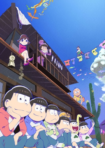 [TVRIP] Osomatsu-san (2017) [おそ松さん (2017)] 第01-07話 Alternative Titles English: Osomatsu-san (2017) Official Title おそ松さん (2017) Type TV Series, unknown number of episodes Year 03.10.2017 till ? Tags comedy, manga – […]