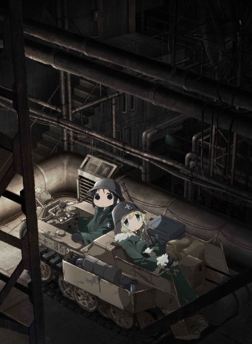 [TVRIP] Shoujo Shuumatsu Ryokou [少女終末旅行] 第01-12話 全 Alternative Titles English: Girls` Last Tour Official Title 少女終末旅行 Type TV Series, unknown number of episodes Year 02.10.2017 till ? Tags manga, shoujo […]