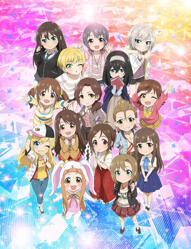 [TVRIP] The Idolmaster Cinderella Girls Theater (2017) [アイドルマスター シンデレラガールズ劇場 (2017)] 第01-13話 全 Alternative Titles English: The Idolmaster Cinderella Girls Theater (2017) Official Title アイドルマスター シンデレラガールズ劇場 (2017) Type TV Series, 13 […]