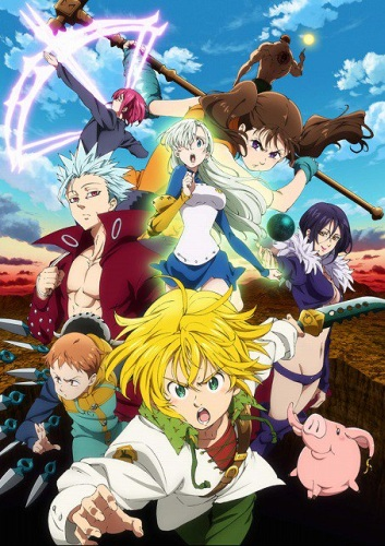 [TVRIP] Nanatsu no Taizai: Imashime no Fukkatsu [七つの大罪 The Seven Deadly Sins 戒めの復活] 第00話 Alternative Titles English: Nanatsu no Taizai: Imashime no Fukkatsu Official Title 七つの大罪 The Seven Deadly Sins […]
