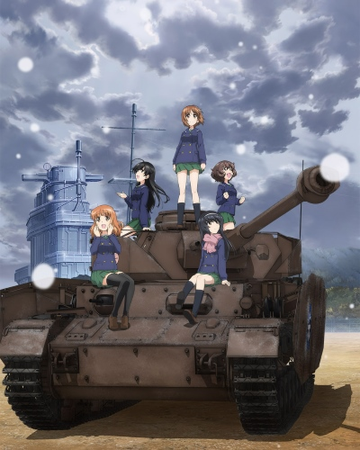 [BDRIP] Girls und Panzer: Saishuushou [ガールズ&パンツァー 最終章] VOL.02 MOVIE Alternative Titles English: Girls und Panzer: Saishuushou Official Title ガールズ&パンツァー 最終章 Type Movie, 6 movies Year 09.12.2017 till ? *Uploaded by@https://animerss.com […]