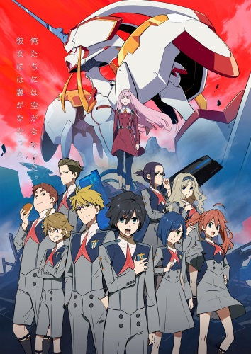 [TVRIP] Darling in the Franxx [ダーリン・イン・ザ・フランキス] 第01話 Alternative Titles English: Darling in the Franxx Official Title ダーリン・イン・ザ・フランキス Type TV Series, unknown number of episodes Year 13.01.2018 till ? Tags mecha, […]