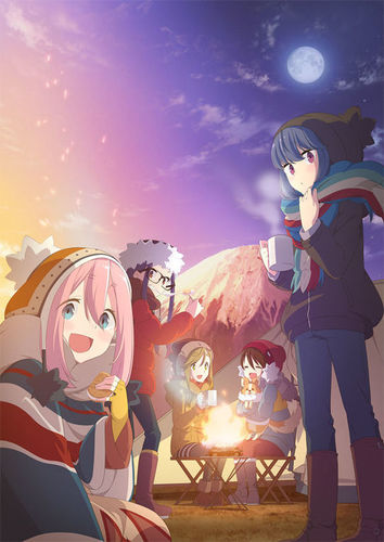 [TVRIP] Yuru Camp [ゆるキャン△] 第01-12話 全 Alternative Titles English: Laid-Back Camp Official Title ゆるキャン△ Type TV Series, 12 episodes Year 04.01.2018 till ? Tags manga Rin likes to go camping […]