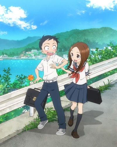 [TVRIP] Karakai Jouzu no Takagi-san [からかい上手の高木さん] 第01-02話 Alternative Titles English: Karakai Jozu no Takagi-san Official Title からかい上手の高木さん Type TV Series, unknown number of episodes Year 08.01.2018 till ? Tags comedy, […]