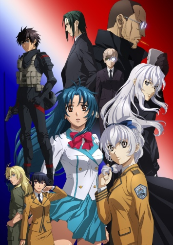 [TVRIP] Fullmetal Panic! Invisible Victory [フルメタル・パニック! Invisible Victory] 第01-12話 全 Alternative Titles English: Fullmetal Panic! Invisible Victory Official Title フルメタル・パニック! Invisible Victory Type TV Series, 12 episodes Year 13.04.2018 till […]