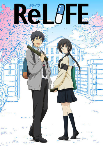 [BDRIP] Relife (2018) [ReLIFE (2018)] OVA Alternative Titles English: Relife OVA Official Title ReLIFE (2018) Type OVA, 4 episodes Year 21.03.2018 Tags manga Arata Kaizaki (27) quit the job he […]