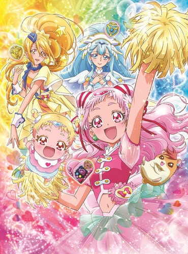 [TVRIP] Hugtto! Precure [HuGっと! プリキュア] 第01-15話 Alternative Titles English: Hugtto! Precure Official Title HuGっと! プリキュア Type TV Series, unknown number of episodes Year 04.02.2018 till ? Second year junior high […]