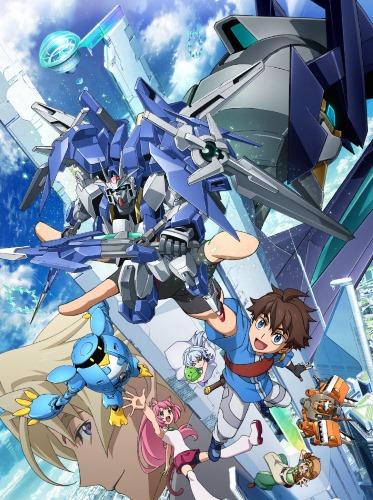 [TVRIP] Gundam Build Divers [ガンダムビルドダイバーズ] 第01-02話 Alternative Titles English: Gundam Build Divers Official Title ガンダムビルドダイバーズ Type TV Series, unknown number of episodes Year 03.04.2018 till ? Tags new, shounen Gunpla […]