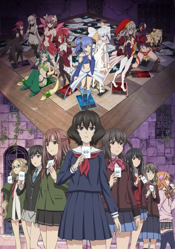 [TVRIP] Lostorage Conflated WIXOSS [Lostorage conflated WIXOSS] 第01-12話 全 Alternative Titles English: Lostorage Conflated Wixoss Official Title Lostorage conflated WIXOSS Type TV Series, unknown number of episodes Year 07.04.2018 till […]