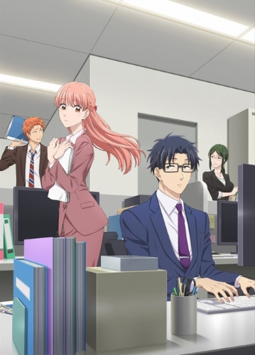 [TVRIP] Otaku ni Koi wa Muzukashii [ヲタクに恋は難しい] 第01話 Alternative Titles English: Wotakoi: Love is Hard for Otaku Official Title ヲタクに恋は難しい Type TV Series, unknown number of episodes Year 12.04.2018 till […]