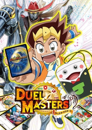 [TVRIP] Duel Masters (2017) [DUEL MASTERS (2017)] 第01-02話 Alternative Titles English: Duel Masters (2017) Official Title DUEL MASTERS (2017) Type TV Series, 51 episodes Year 02.04.2017 till 25.03.2018 Tags manga […]