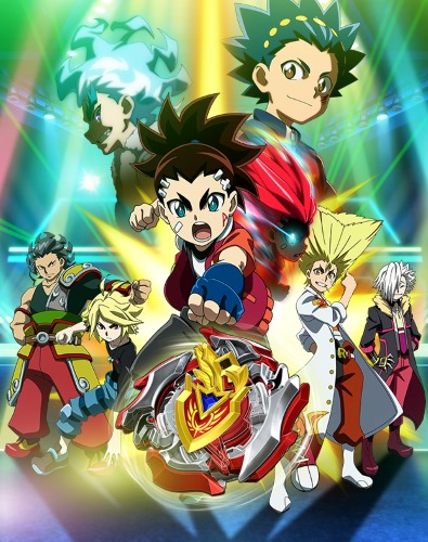 [TVRIP] Beyblade Burst Chouzetsu [ベイブレードバースト 超ゼツ] 第01-16話 Alternative Titles English: Beyblade Burst Chouzetsu Official Title ベイブレードバースト 超ゼツ Type TV Series, unknown number of episodes Year 02.04.2018 till ? *Uploaded by@http://animerss.com […]