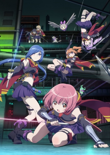 [TVRIP] Release the Spyce [RELEASE THE SPYCE] 第01-10話 Alternative Titles English: Release the Spyce Official Title RELEASE THE SPYCE Type TV Series, unknown number of episodes Year 07.10.2018 till ? […]