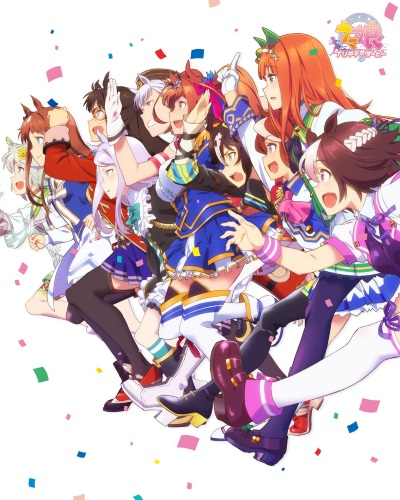 [TVRIP] Uma Musume: Pretty Derby [ウマ娘 プリティーダービー] 第01-13話 全 Alternative Titles English: Umamusume: Pretty Derby Official Title ウマ娘 プリティーダービー Type TV Series, 13 episodes Year 02.04.2018 till ? Tags game, […]