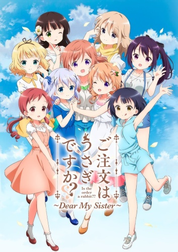 [BDRIP] Gochuumon wa Usagi Desuka?? Dear My Sister [ご注文はうさぎですか?? ~Dear My Sister~] MOVIE Alternative Titles English: Gochuumon wa Usagi Desuka?? Dear My Sister Official Title ご注文はうさぎですか?? ~Dear My Sister~ Type […]