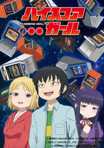 [TVRIP] High Score Girl [ハイスコアガール] 第01-12話 全 Alternative Titles English: High Score Girl Official Title ハイスコアガール Type TV Series, unknown number of episodes Year 14.07.2018 till ? Tags comedy, manga, […]