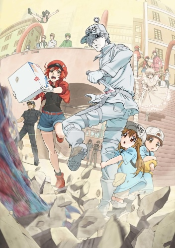 [TVRIP] Hataraku Saibou [はたらく細胞] 第01-14話 Alternative Titles English: Hataraku Saibou Official Title はたらく細胞 Type TV Series, unknown number of episodes Year 08.07.2018 till ? Tags manga Strep throat! Hay fever! […]