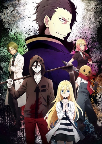 [TVRIP] Satsuriku no Tenshi [殺戮の天使] 第01-16話 全 Alternative Titles English: Angels of Death Official Title 殺戮の天使 Type TV Series, unknown number of episodes Year 06.07.2018 till ? Tags game Most […]