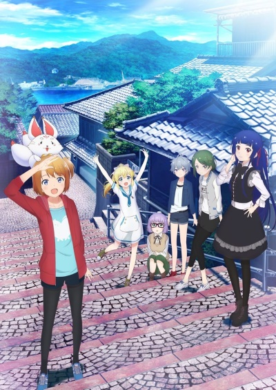 [TVRIP] Sora to Umi no Aida [ソラとウミのアイダ] 第01-12話 Alternative Titles English: Space Fish: Between the Sky and Sea Official Title ソラとウミのアイダ Type TV Series, 12 episodes Year 04.10.2018 till ? […]