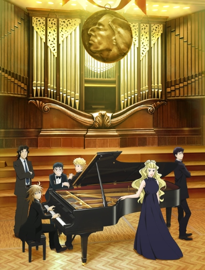 [TVRIP] Piano no Mori (2019) [ピアノの森 (2019)] 第01話 Alternative Titles English: Piano no Mori (2019) Official Title ピアノの森 (2019) Type TV Series, 12 episodes Year 28.01.2019 till ? *Uploaded by@http://animerss.com […]