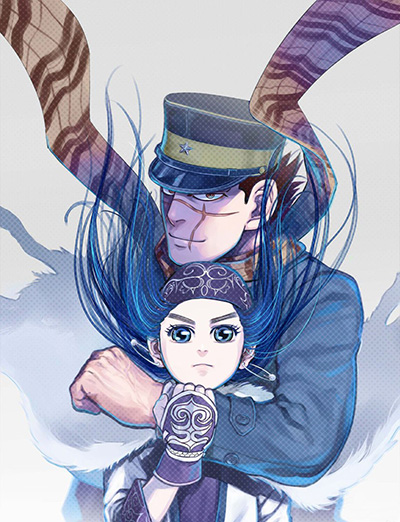 [DVDRIP] Golden Kamuy OAD [ゴールデンカムイ OAD] OVA Alternative Titles English: Golden Kamuy OAD Official Title ゴールデンカムイ OAD Type OVA Year 19.09.2018 Bundled with the 15th compiled book volume of manga. […]