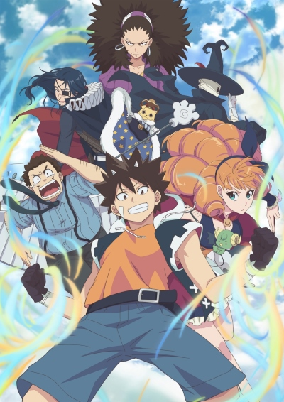 [TVRIP] Radiant [ラディアン] 第01-17話 Alternative Titles English: Radiant Official Title ラディアン Type TV Series, 21 episodes Year 06.10.2018 till ? Tags comic book Seth is an aspiring sorcerer from the […]