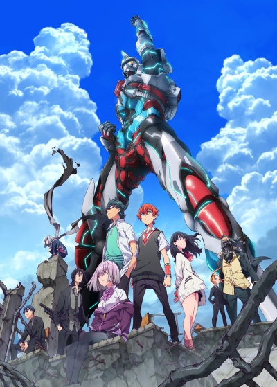 [TVRIP] SSSS.Gridman [SSSS.GRIDMAN] 第01-10話 Alternative Titles English: SSSS.Gridman Official Title SSSS.GRIDMAN Type TV Series, unknown number of episodes Year 07.10.2018 till ? Tags television programme Yuta Hibiki can't remember who […]
