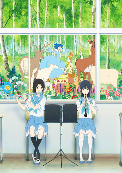[BDRIP] Liz to Aoi Tori [ゾンビランドサガ] MOVIE Alternative Titles English: Liz to Aoi Tori Official Title リズと青い鳥 Type Movie Year 21.04.2018 A new story of Yoroizuka Mizore and Kasaki Nozomi. […]