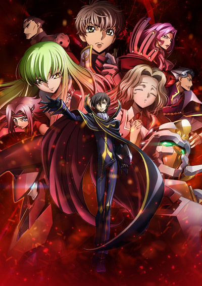 [BDRIP] Gekijou Soushuuhen Code Geass: Hangyaku no Lelouch [劇場総集編 コードギアス 反逆のルルーシュ] MOVIE Alternative Titles English: Code Geass: Lelouch of the Rebellion (Movies) Official Title 劇場総集編 コードギアス 反逆のルルーシュ Type Movie, 3 […]