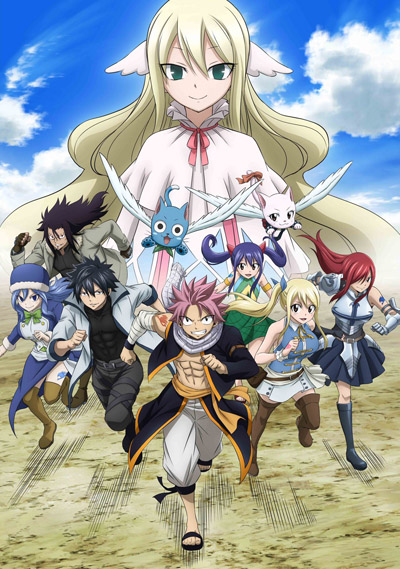 [TVRIP] Fairy Tail (2018) [FAIRY TAIL (2018)] 第01-51話 全 Alternative Titles English: Fairy Tail (2018) Official Title FAIRY TAIL (2018) Type TV Series, unknown number of episodes Year 07.10.2018 till […]